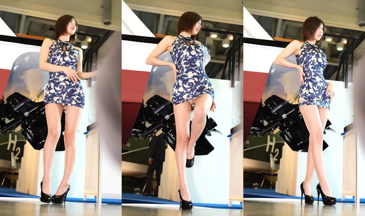 레이싱모델 ★송주아★Song Joo A★2021 부산 보트쇼 [4K]/FANCAM 직캠