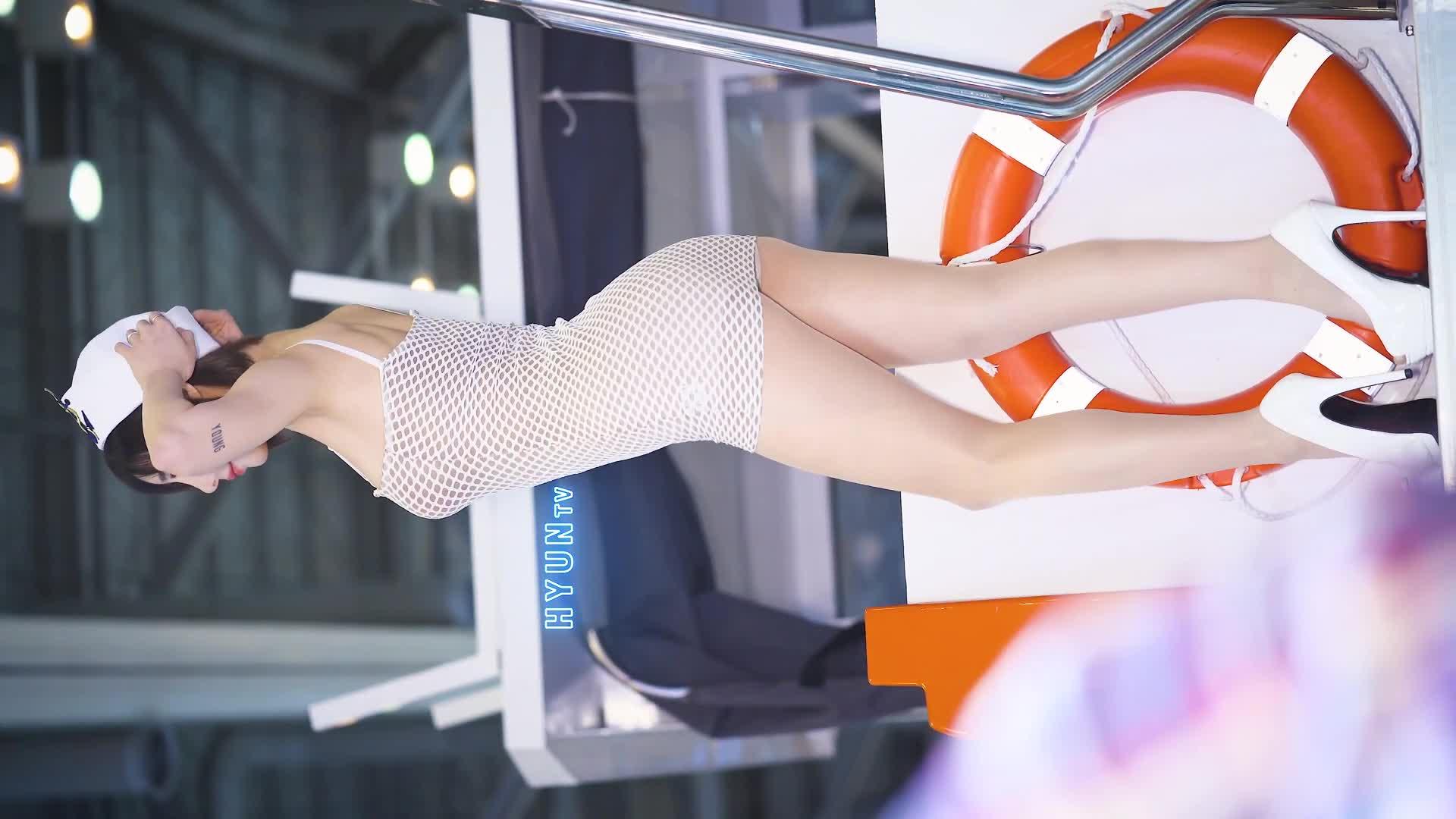 4k  지배자 of 보트쇼!! 송주아 Song Jua  the Korean Model (2021 부산국제보트쇼 210423) 직캠 Fancam by Hyuntv 현티비